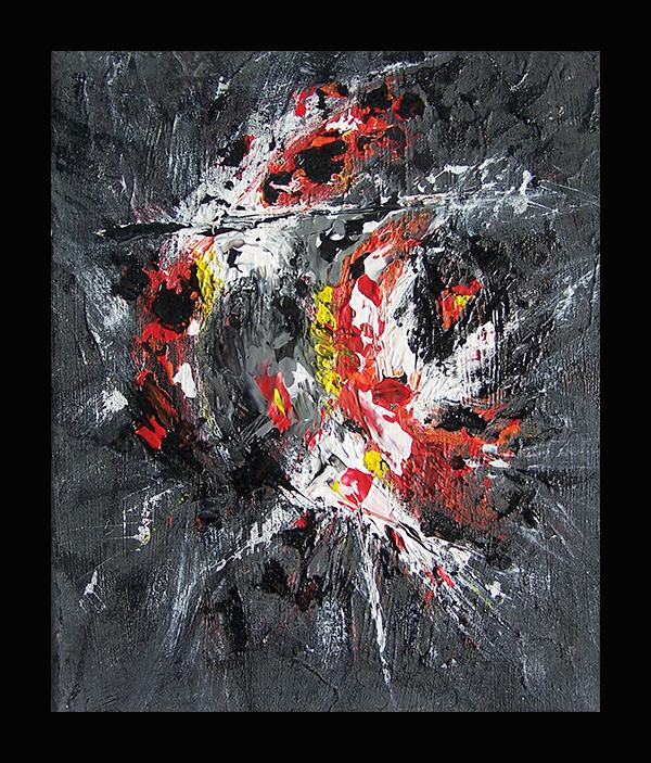 Explosion Abstraite par Laure