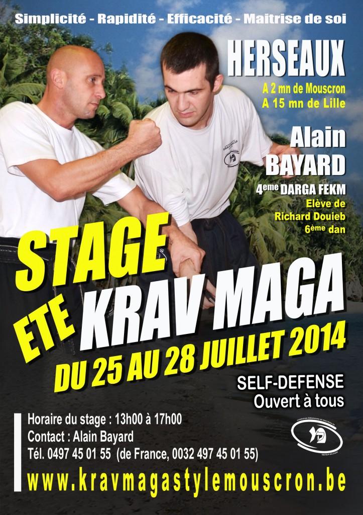 Stage Ete 2014