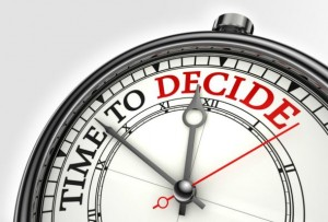 Time-to-Decide-